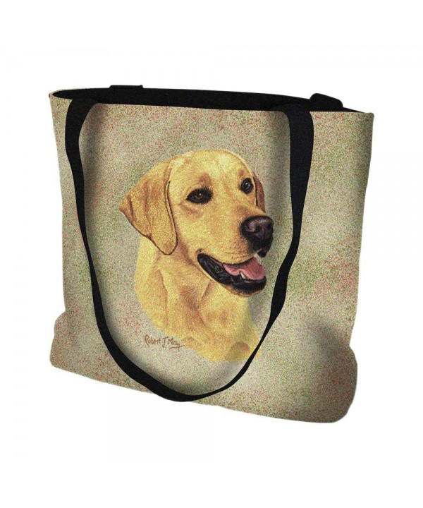 Yellow Lab Tote Bag 17