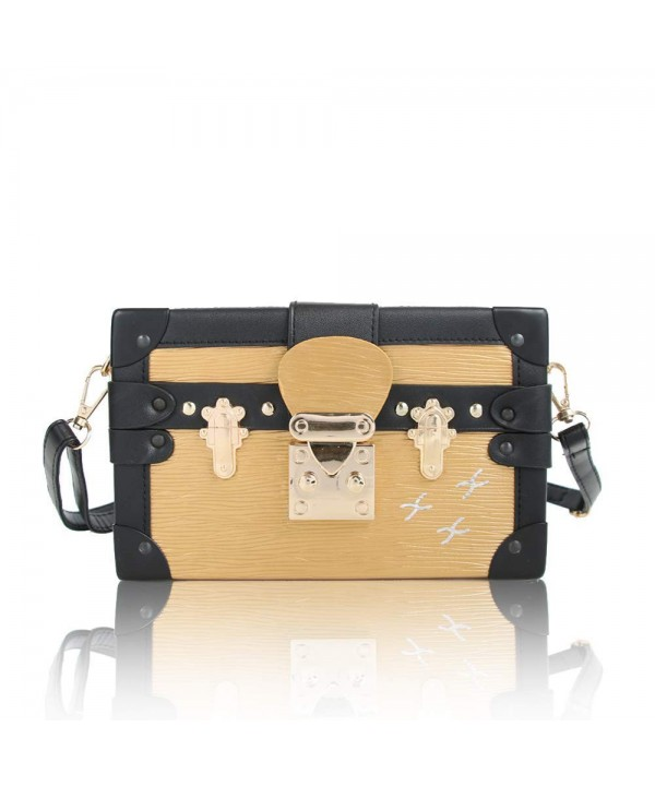 Beatfull Designer small crossbody gold