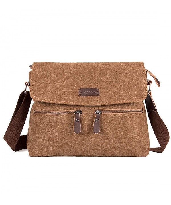 Degohome Canvas Satchel Shoulder Crossbody