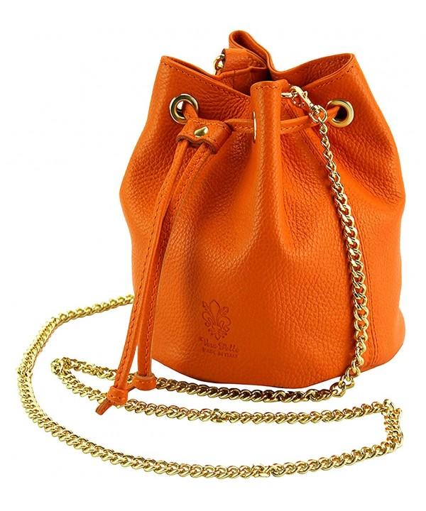JAENIS NICHOLE Crossbody Drawstring Handbag