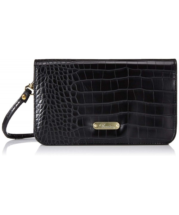 Buxton 16413R_BK Nile Cross Body Mini Bag