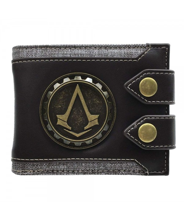 Vintage Wallet Assassins Bifold Leather