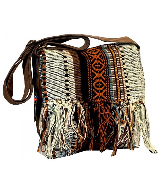 Boho Southwest Sandstone Crossbody Shoulder