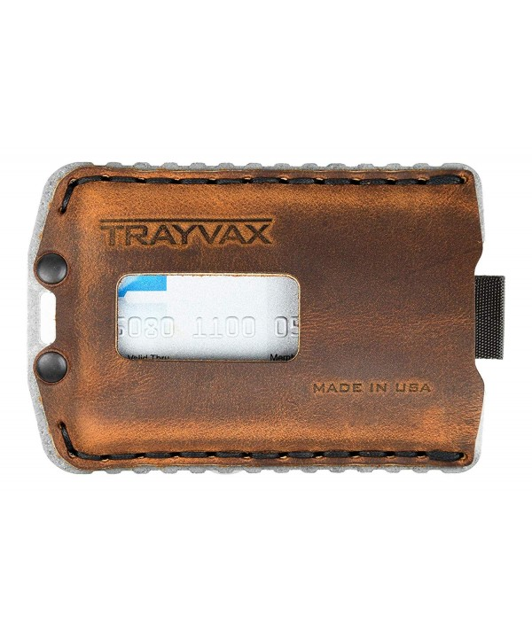 Trayvax Ascent Stainless Tobacco Brown
