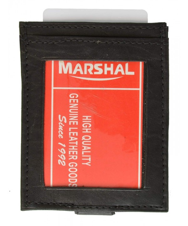 Genuine Leather Credit holder Marshal