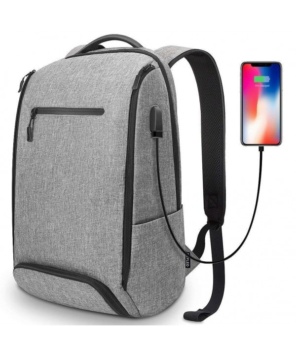 Backpack REYLEO Compartment External Charging