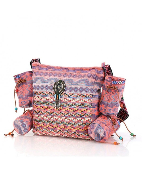 Womens Handbag Purses Bohemian Shoulder