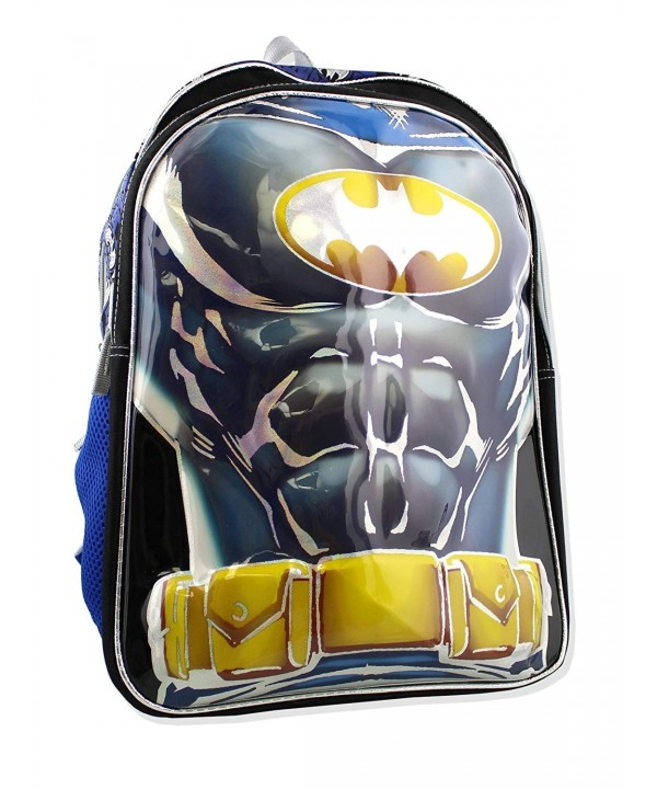 Batman Molded inch Backpack Black