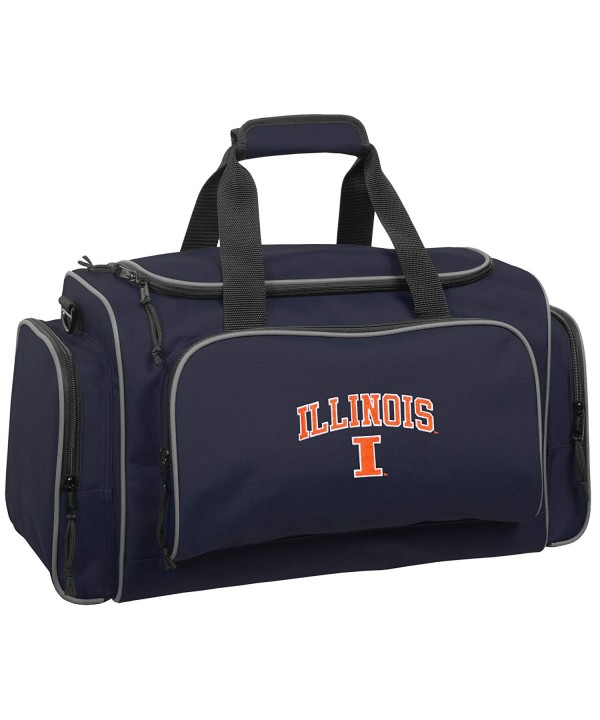 WallyBags Illinois Fighting Illini Collegiate