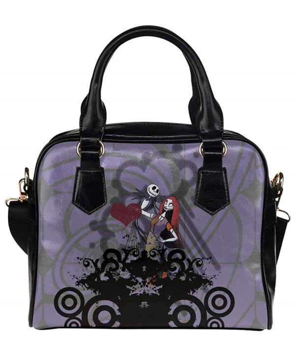 Shoulder Handbag Crossbody Nigntmare Christamas