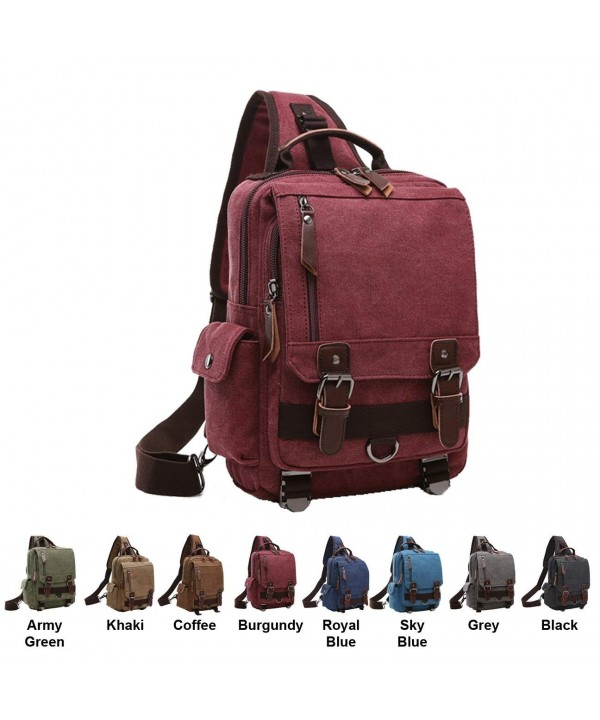 Queenie Messenger Backpack Shoulder Rucksack