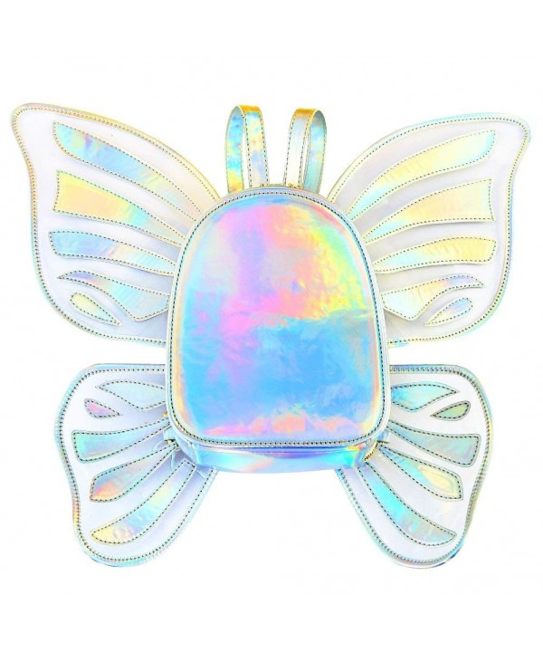 Zicac Holographic Backpack Butterfly Daypack
