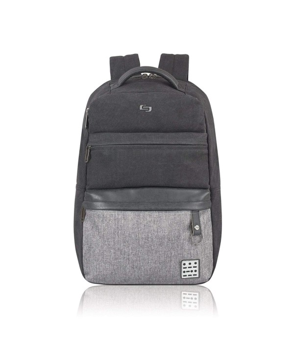 Solo Urban Laptop Backpack Black