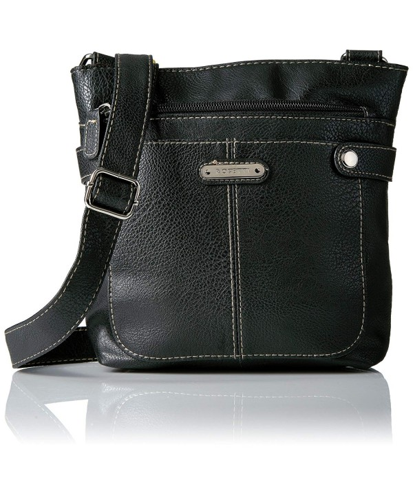 Rosetti Rachel Mini Crossbody Black