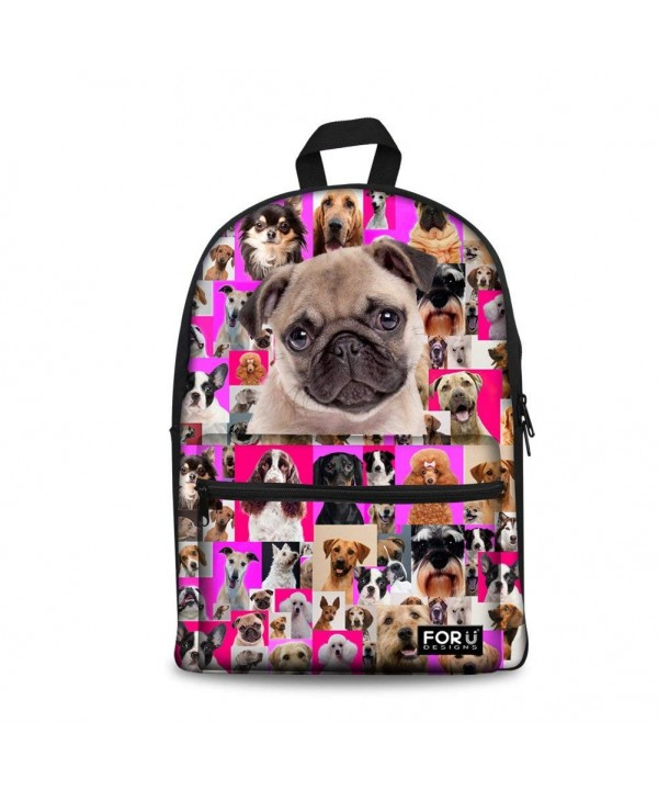 DESIGNS Fashion Backpack Bookbag Rucksack