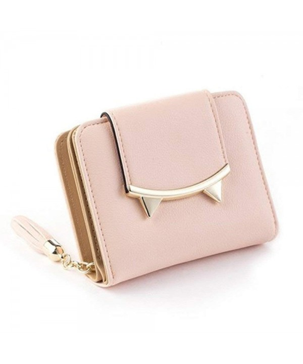 DW Wallet Leather Holder Clutch