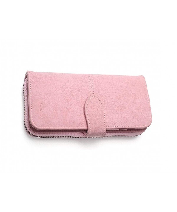 LZG Womens Wallet Leather Bifold