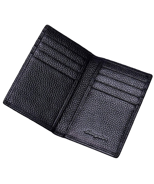 Genuine Leather Credit Holder Blocking