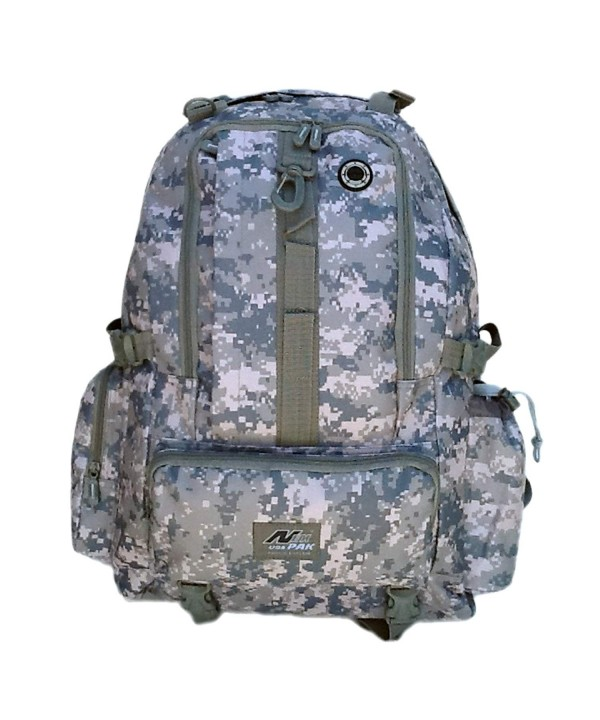 2800cu Hunting Camping Backpack CAMOUFLAGE