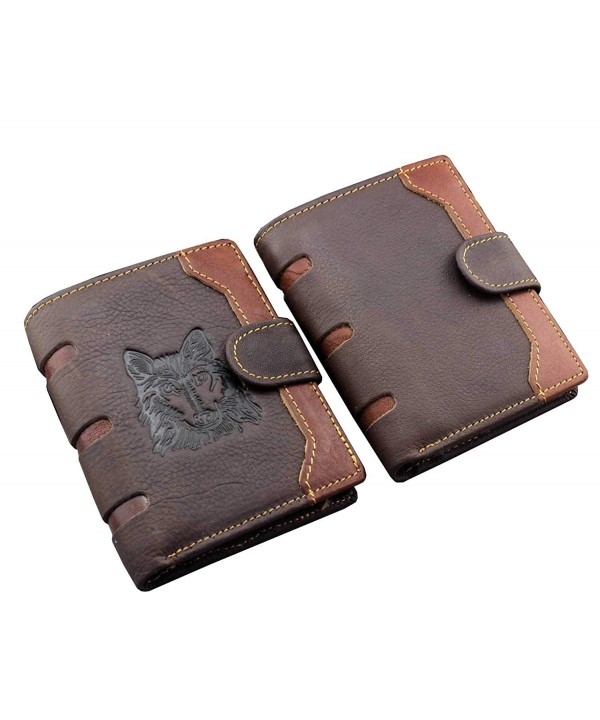 Casual money Solts Leather Wallet