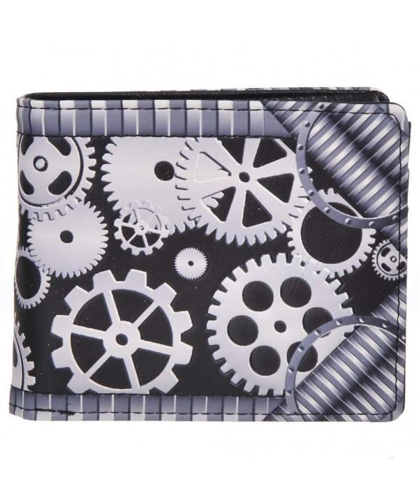 Shagwear Vintage Inspired Bifold Wallet x