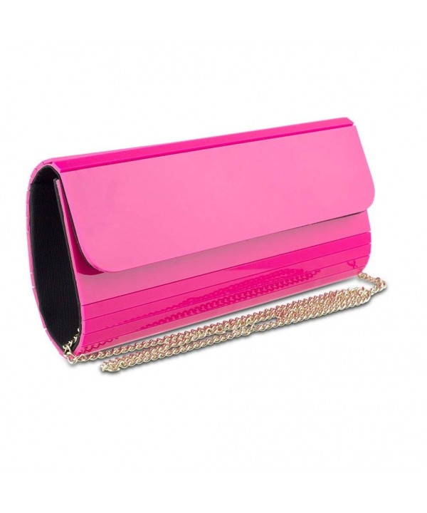 Mad Style Acrylic Elongated Clutch
