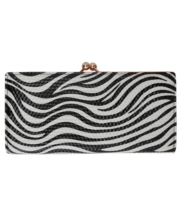 Pattern Closure Ladies Wallet Marshal