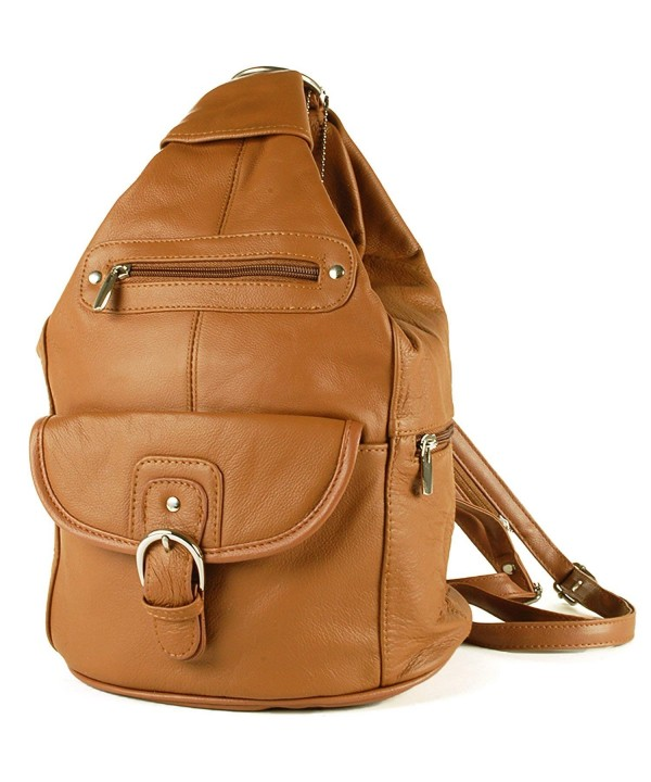 Leather Non Leather Trim Shoulder Bag