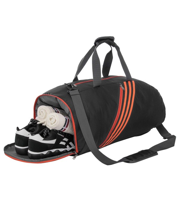 Riavika Travel Lightweight Luggage Bag Black