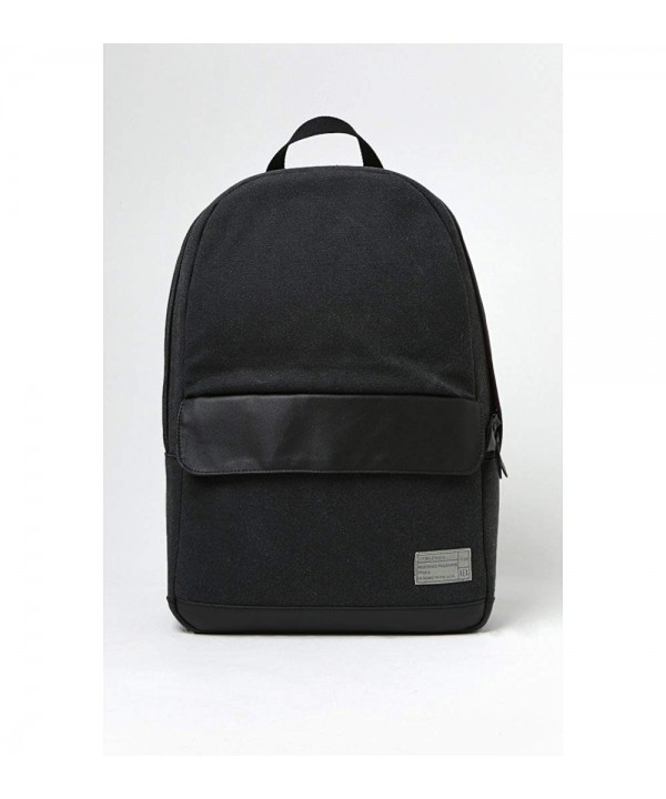 HEX Unisex Backpack Charcoal Canvas