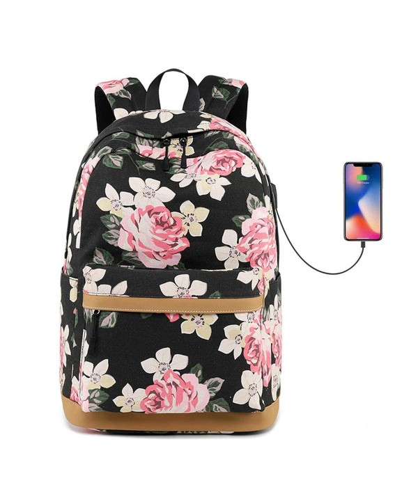 Adual Backpack Charging Travelling Rucksack