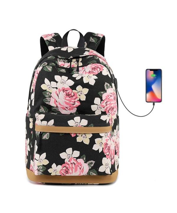 Adual Backpack Charging Travelling Rucksack