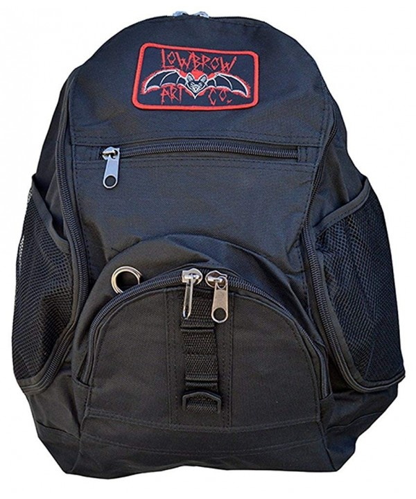 Lowbrow Vampire Black Daytrip Backpack