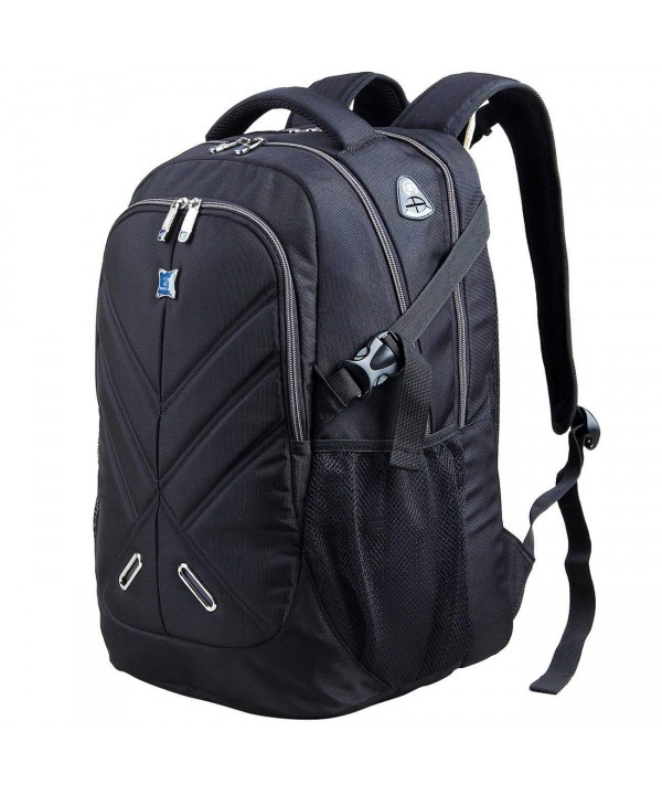 Backpack Shockproof Resistant Backpacks Business