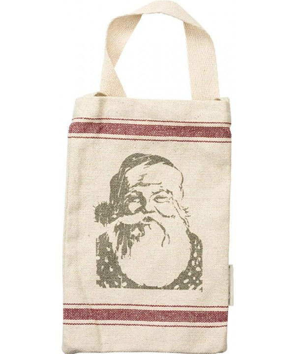 Santa Canvas Tote Bag 12