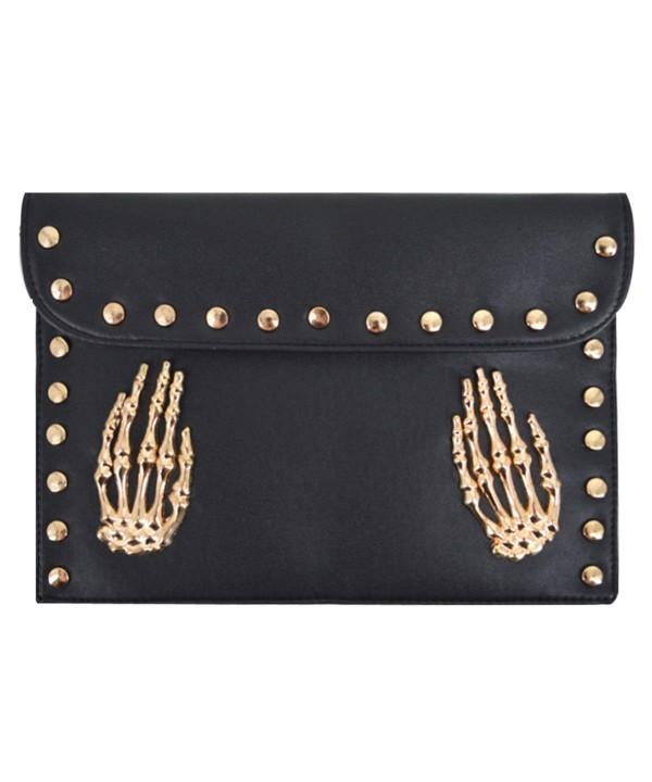 Mily Vintage Envelope Clutch Handbag