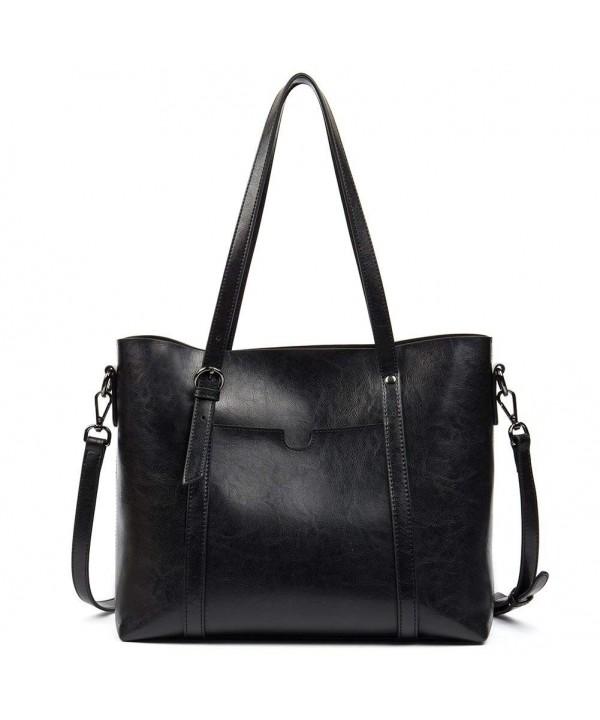 FIGESTIN Leather Designer Shoulder Ladies