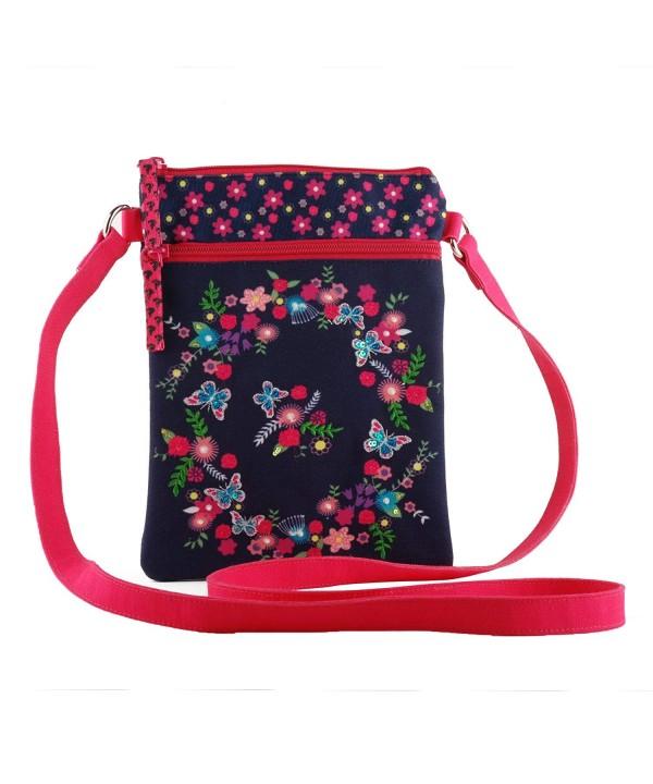Crossbody slingbag shoulder travel smooth