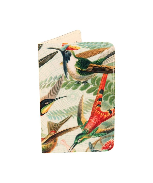 Beautiful Hummingbirds Gift Holder Wallet