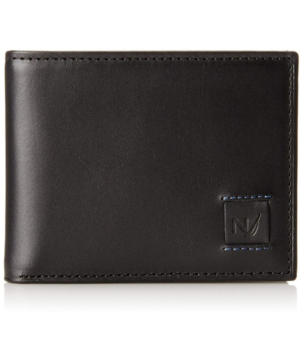 Nautica RFID Blocking Caravel Billfold Wallet