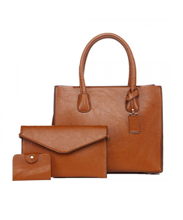 Womens Fashion Satchel Leather Handbags