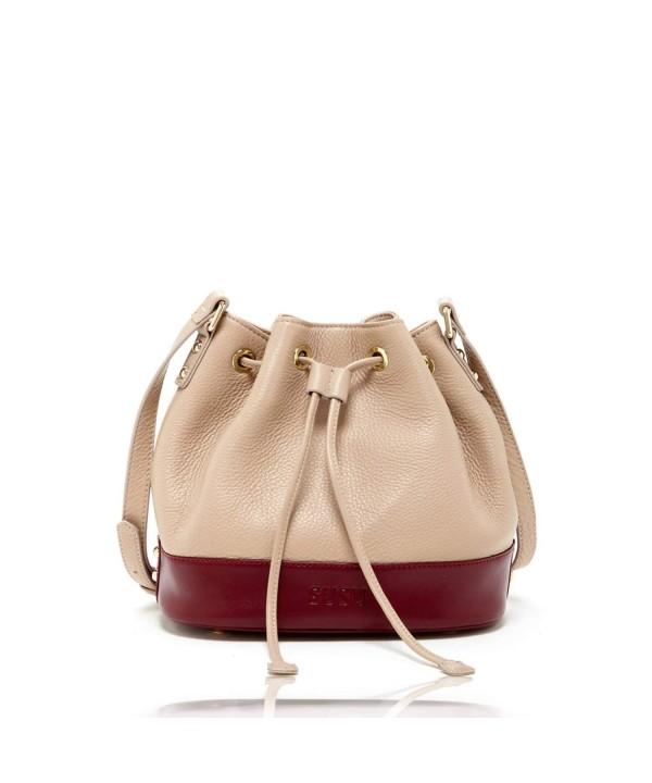 Crossbody Crossover Drawstring Handbags Pocketbooks