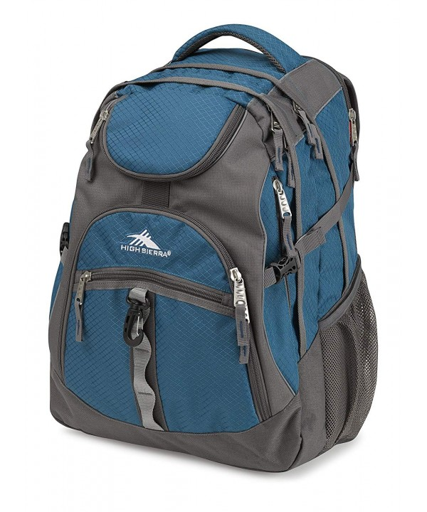 High Sierra Backpack College Business