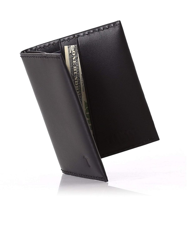 Blocking Minimalist Leather Wallet Wallets