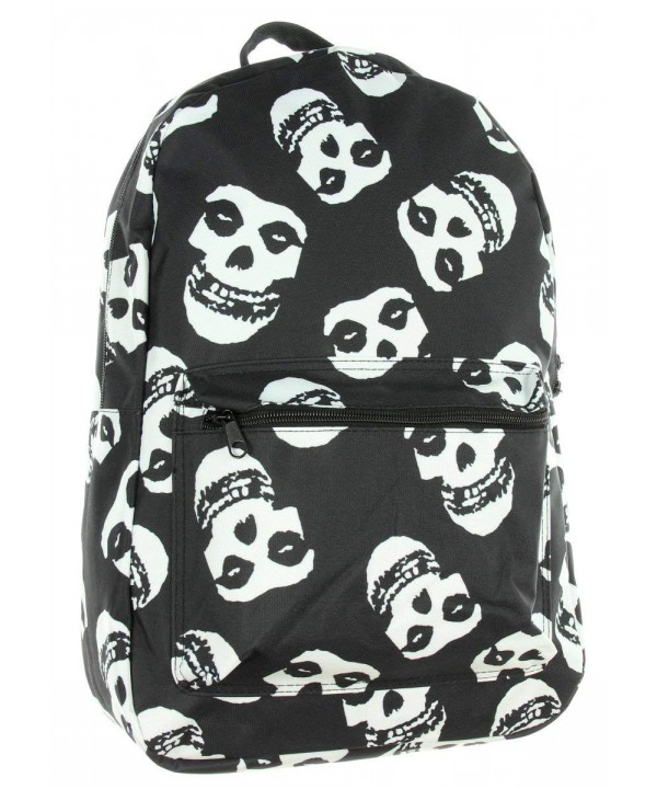 Misfits Backpack Skull Punk Album