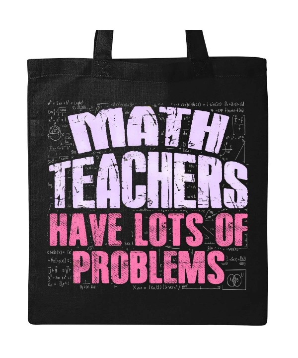 Inktastic Teachers Problems Funny Black