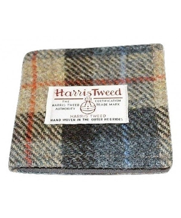 Harris Tweed Mans Wallet Mackenzie