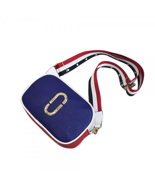 ZOMUSA Fashion Leather Crossbody Shoulder