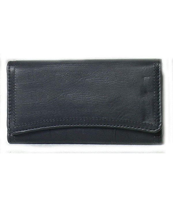 Genuine Lambskin Leather Ladies Wallet
