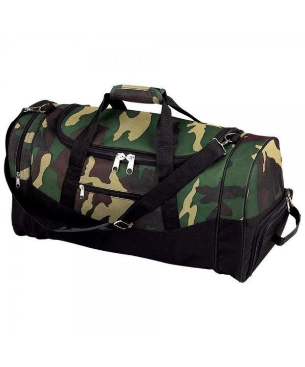 WMU 23 Duffle Bag Camouflage